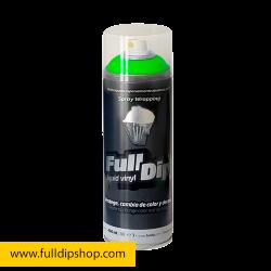 Full Dip Verde Fluor Vinilo Líquido