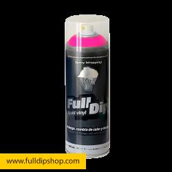 Full Dip Rosa Fluor Vinilo Líquido