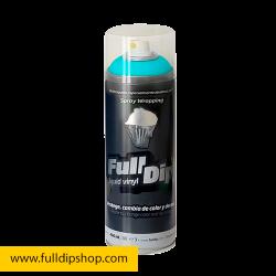 Full Dip Azul Fluor Vinilo Líquido