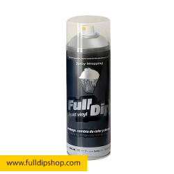 Full Dip Aluminio Perla Vinilo Líquido