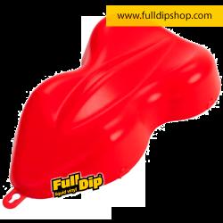 Full Dip Rojo Mate Vinilo Líquido 4 Litros