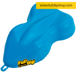 Full Dip Azul Luminoso Vinilo Líquido 4 Litros