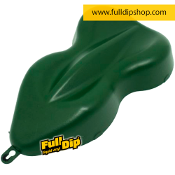 Full Dip Verde Militar Vinilo Líquido 4 Litros