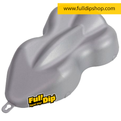 Full Dip Aluminio Metalizado Vinilo Líquido 4 Litros