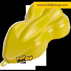 Full Dip Amarillo Metalizado Vinilo Líquido 4 Litros