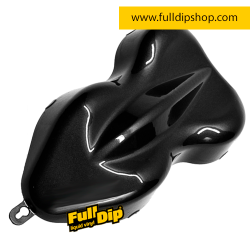 Kit Full Dip Negro Brillo Vinilo Líquido