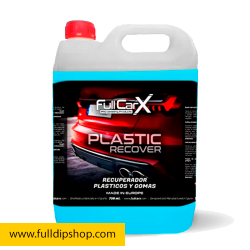 Recuperador Plásticos y Gomas FullCarX 5L